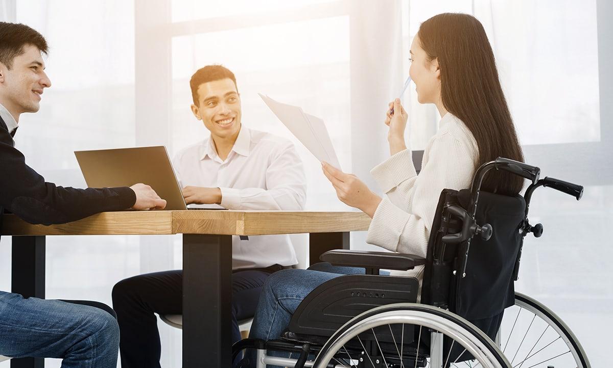 Técnico FP - Discapacidad Activa
